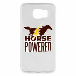 Чехол для Samsung S6 Horse power