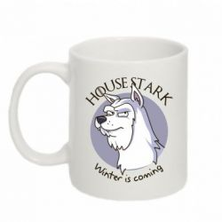 "Кружка 320ml House Stark ""Winter is Coming"" - FatLine"