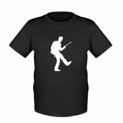 Детская футболка House танцует