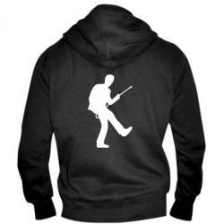 Чоловіча толстовка на блискавці House танцює