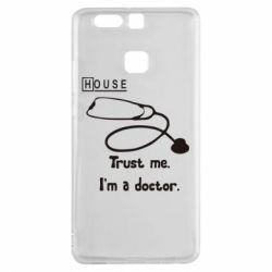 Чехол для Huawei P9 House trust me - FatLine