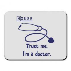 Килимок для миші House trust me - FatLine
