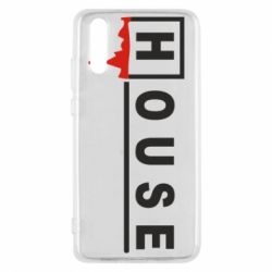 Чехол для Huawei P20 House - FatLine