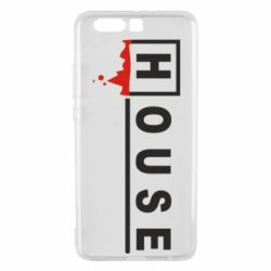 Чехол для Huawei P10 Plus House - FatLine
