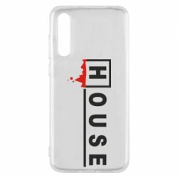 Чехол для Huawei P20 Pro House - FatLine