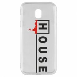 Чохол для Samsung J3 2017 House