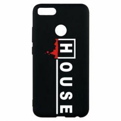 Чехол для Xiaomi Mi A1 House - FatLine