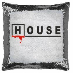 Подушка-хамелеон House
