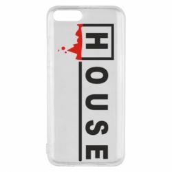 Чехол для Xiaomi Mi6 House - FatLine