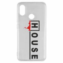 Чехол для Xiaomi Mi8 House - FatLine