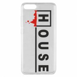 Чехол для Xiaomi Mi Note 3 House - FatLine