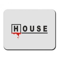 Килимок для миші House - FatLine