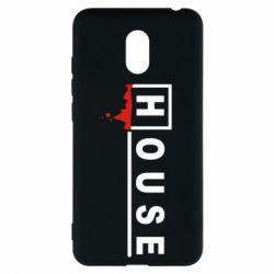 Чехол для Meizu M6 House - FatLine