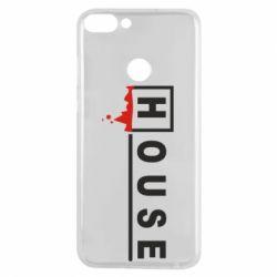 Чехол для Huawei P Smart House - FatLine