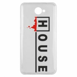 Чехол для Huawei Y7 2017 House - FatLine
