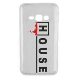 Чохол для Samsung J1 2016 House