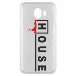 Чохол для Samsung J4 House