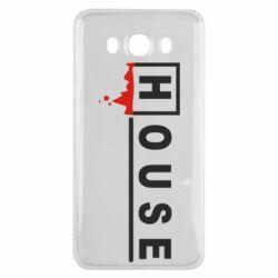 Чохол для Samsung J7 2016 House