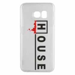 Чехол для Samsung S6 EDGE House