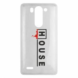 Чехол для LG G3 mini/G3s House - FatLine