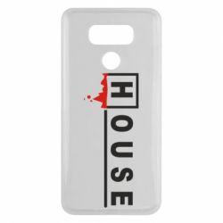 Чехол для LG G6 House - FatLine