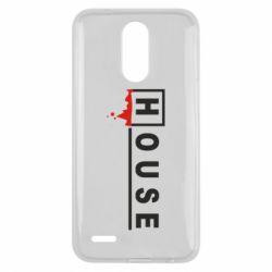 Чехол для LG K10 2017 House - FatLine