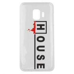Чохол для Samsung J2 Core House