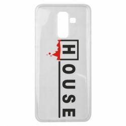 Чохол для Samsung J8 2018 House