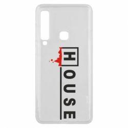 Чохол для Samsung A9 2018 House
