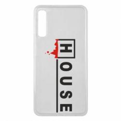 Чохол для Samsung A7 2018 House
