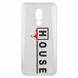 Чехол для Meizu 16x House - FatLine
