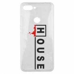 Чехол для Xiaomi Mi8 Lite House - FatLine