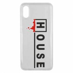 Чехол для Xiaomi Mi8 Pro House - FatLine