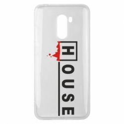 Чехол для Xiaomi Pocophone F1 House - FatLine