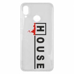 Женская толстовка House - FatLine