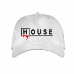 Детская кепка House