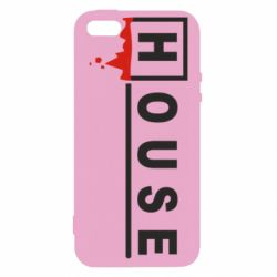 Чехол для iPhone5/5S/SE House