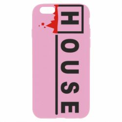 Чехол для iPhone 6 Plus/6S Plus House
