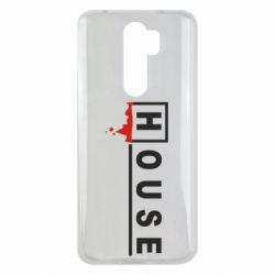Чохол для Xiaomi Redmi Note 8 Pro House