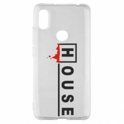Чехол для Xiaomi Redmi S2 House