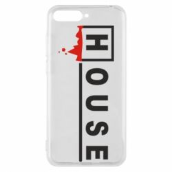 Чехол для Huawei Y6 2018 House - FatLine