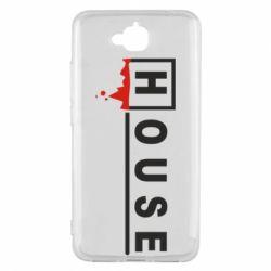 Чехол для Huawei Y6 Pro House - FatLine