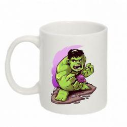 Кружка 320ml Hulk anime