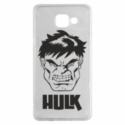 Чохол для Samsung A5 2016 Hulk face
