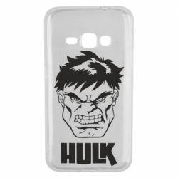 Чохол для Samsung J1 2016 Hulk face