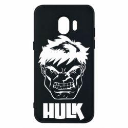 Чохол для Samsung J2 2018 Hulk face
