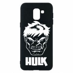 Чохол для Samsung J6 Hulk face