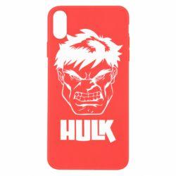 Чохол для iPhone Xs Max Hulk face