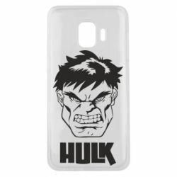 Чохол для Samsung J2 Core Hulk face