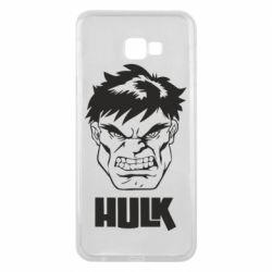 Чохол для Samsung J4 Plus 2018 Hulk face